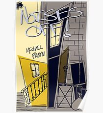 Noises Off Playbill Poster