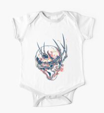 THE SPIDER AND THE SKULL Kids Clothes