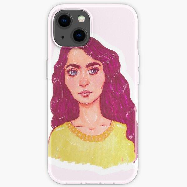 Rosalinda iPhone Soft Case