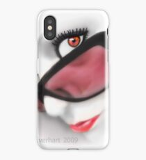 Over The Top ( self portrait ) iPhone Case/Skin