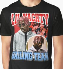 Sailing Team Rap T-shirt Graphic T-Shirt