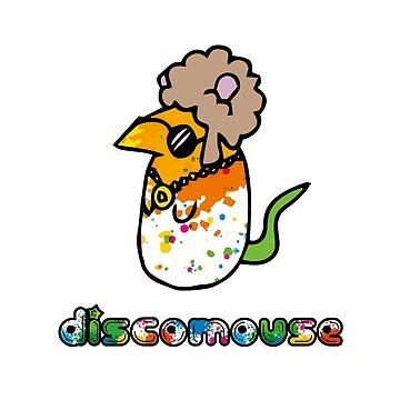 Discomouse by jmansbridge