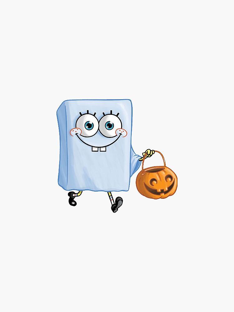 Halloween Spongebob  by jackiechalghin
