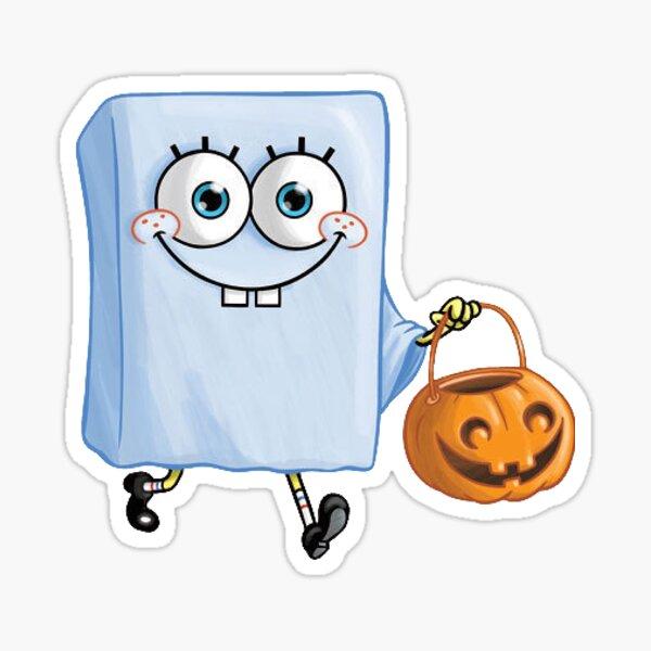 Halloween Spongebob  Sticker