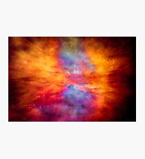 Galactic Storm Photographic Print