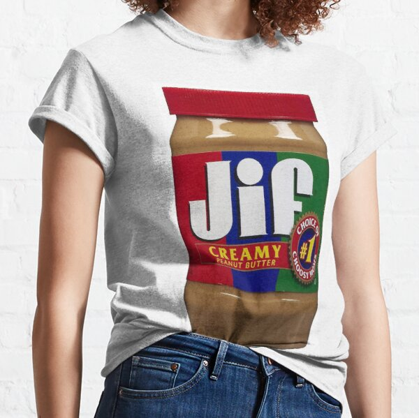 Jif Peanut Butter (Extra Creamy) Classic T-Shirt