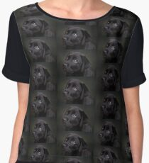 P is for.....Puppy dog eyes Chiffon Top