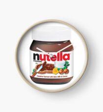 Nutella Spread Clock
