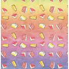 Kuchen Muster von farbcafe