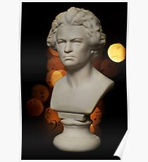 B is for......Beethoven Poster