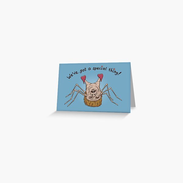 We've got a special thing Greeting Card