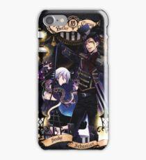 Black Butler (Kuroshitsuji)  iPhone Case/Skin