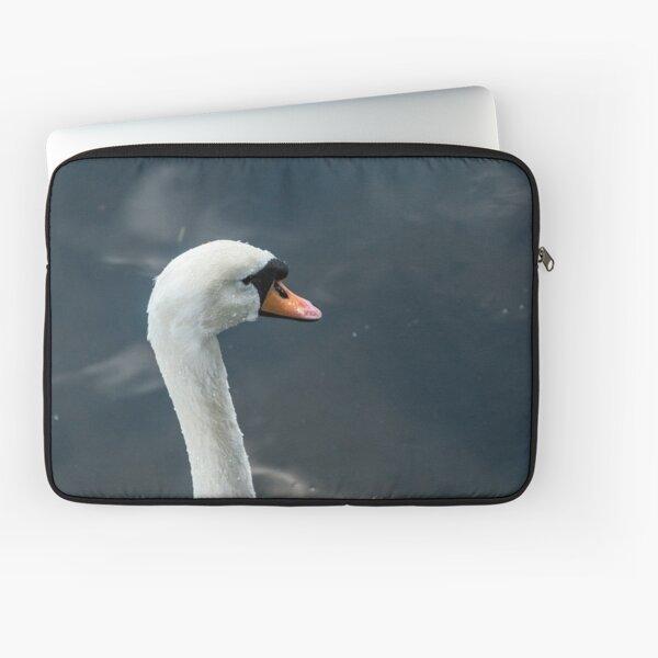 Swan song Laptop Sleeve