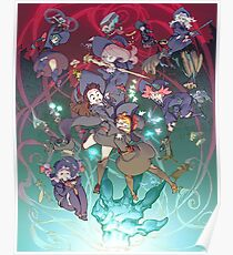 Little witch Academia #02 Poster