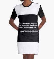 Freundschaft tier~~POS=TRUNC T-Shirt Kleid