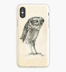 Sarcastic owl iPhone Case/Skin
