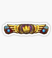 Royalty Rank Sticker