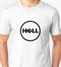 Hell - black Unisex T-Shirt