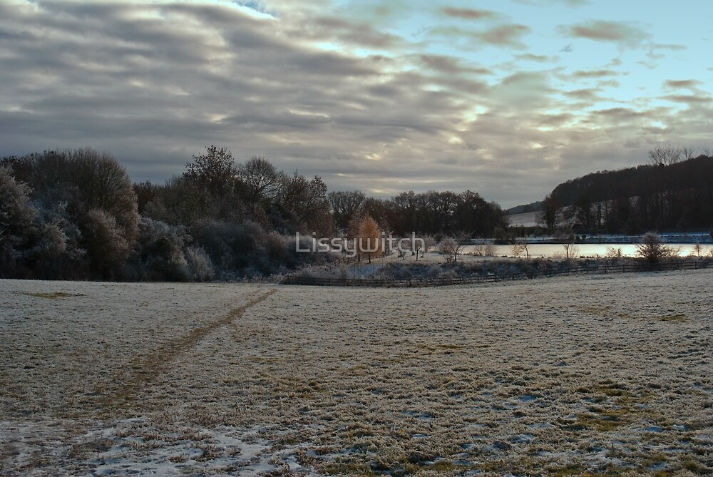 Lulsley, Worcestershire by Lissywitch