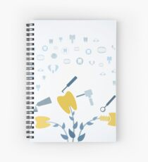 Dental care Spiral Notebook