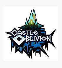 Castle Oblivion Photographic Print