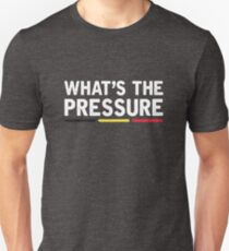 Laura Tesoro - What's the Pressure [2016, Belgium] T-Shirt