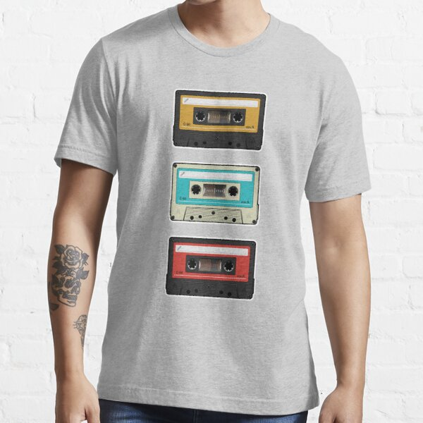 cassettes Essential T-Shirt