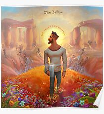 JON BELLION - THE HUMAN CONDITION PICT Poster