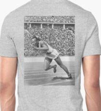 OWENS, African American, Heroes, Jesse Owens, Record breaking, 200 meter, Race, Olympic games, 1936, Berlin. Unisex T-Shirt