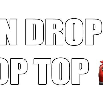 RAIN DROP DROP TOP by INemanjaNedic