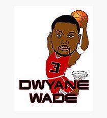 Dwyane Wade Photographic Print