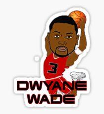 Dwyane Wade Sticker