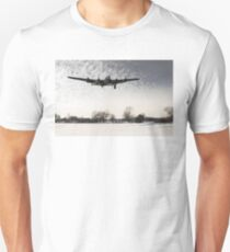 Nearly home - Lancaster limps back T-Shirt