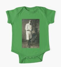 Babe Ruth, American Professional Baseball player One Piece - Short Sleeve