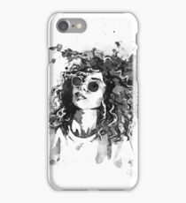 Freya In Ink iPhone Case/Skin