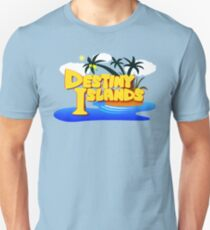 Destiny Islands Unisex T-Shirt