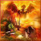 my angel by miras46
