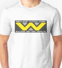 Weyland Yutani Copr. Logo Unisex T-Shirt