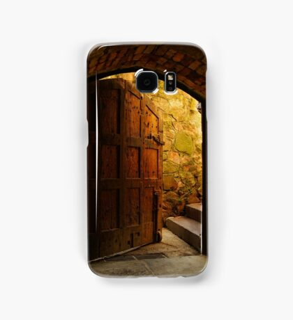 Doorway Samsung Galaxy Case/Skin