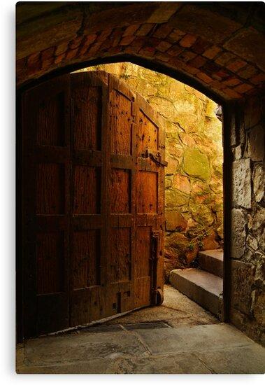 Doorway by Joe Mortelliti