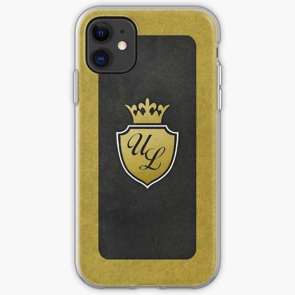 Ultra Luxe Casino Crest iPhone Soft Case