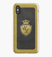 Ultra Luxe Casino Crest iPhone Case