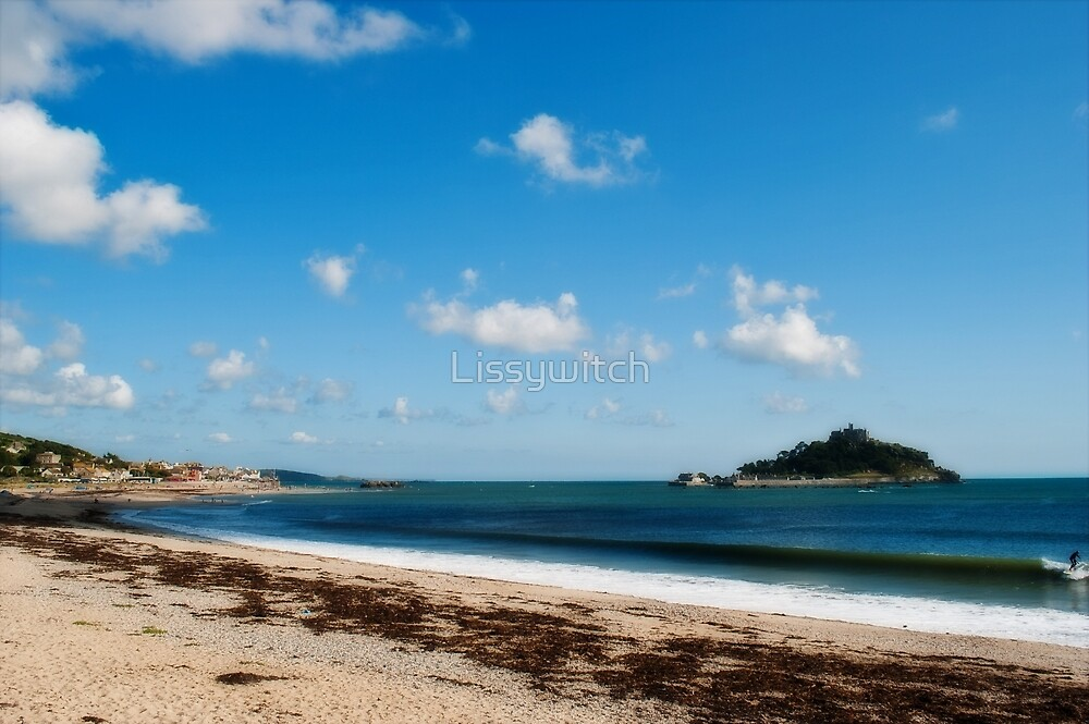 St Michael's Mount by Lissywitch