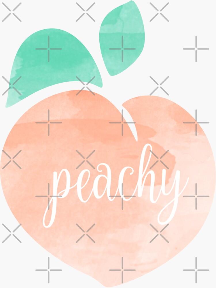 Peachy by jashirts