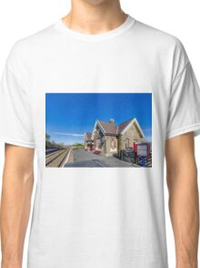 Horton in Ribblesdale Station Classic T-Shirt