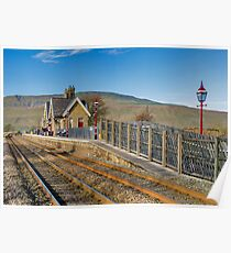Ribblehead Station Poster