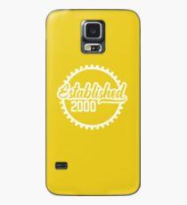 Established 2000  Case/Skin for Samsung Galaxy