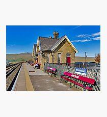 Ribblehead Station Photographic Print