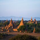 Bagan Sunrise by bektrent