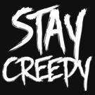 Stay creepy by bravos